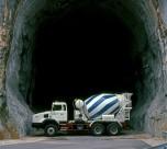 RVI CBH tunnel Nantua 1987