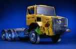 Renault VI gamme C...  nouveau look sur les chantiers !