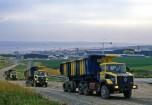 RVI CBH340 construction Eurotunnel