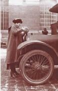 ambulancière 1917