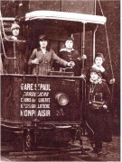 conductrice tram OTL 1918