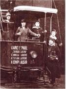 conductrice tram OTL 1918