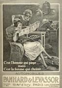 publicité Femme Panhard 1920