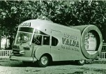 16 Caravane Tour de France base Renault David 1953