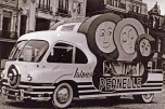 19 Caravane Tour de France base Renault R2165 1953