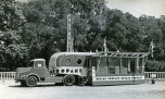 11 Caravane Tour de France base Unic ZU52T 1951