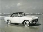 vacances Simca Aronde  plein ciel 1956