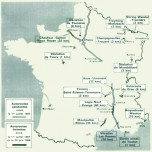vacances autoroutes 1967
