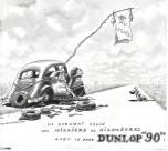 vacances  pub pneu Dunlop 1936