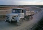 Berliet GBH12 chantier-1972 vue 3