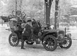 père noel Aerocar 1906