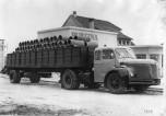 Titan TLM transport tuyaux 1956