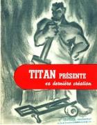 Titan-pub 1950 couverture