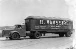 Ttan Berliet TLM  déménagement Maussire 1958