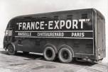 Latil 3 essieux  fourgon France-export