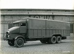 Somua 3 essieux baché 1932