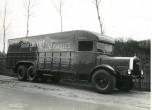 Unic 3 essieux fourgon CD3 1932