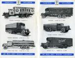 Willème 3 essieux dépliant 1934
