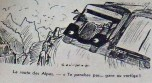 dessin humoristique routiers routiers 1