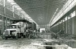 Berliet Bourg construction 1964