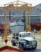 Berliet TLM10M bateau Ateliers Meta vue 1