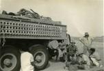 Mauritanie 1958 Berliet GLC8 vue arriere