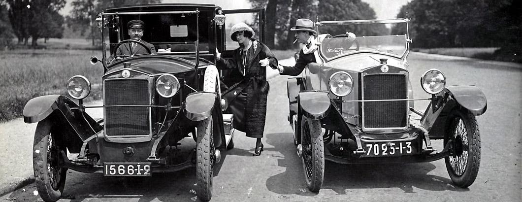 Berliet voitures type VF – 1921
