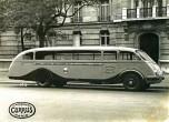 Currus autocar Delahaye 1938