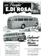 Di Rosa publicité 1951