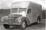 Frappa fourgon Rochet Schneider 1949