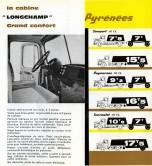 Unic Tourmalet cabine longchamps