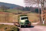 Tourmalet : un camion UNIC