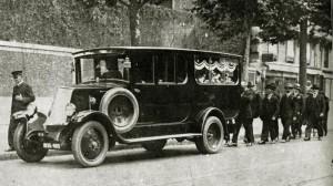 corbillard Renault 1930