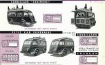 11 Renault Carrier corbillards 1955