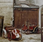 Berliet 1er atelier Croix Rousse 1897