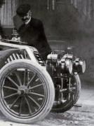 Marius Berliet et sa type B 1901