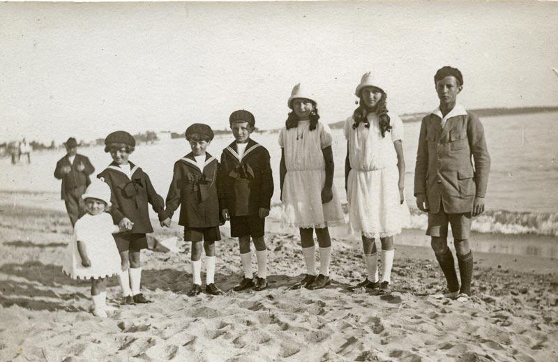 fratrie Berliet Cannes 1927