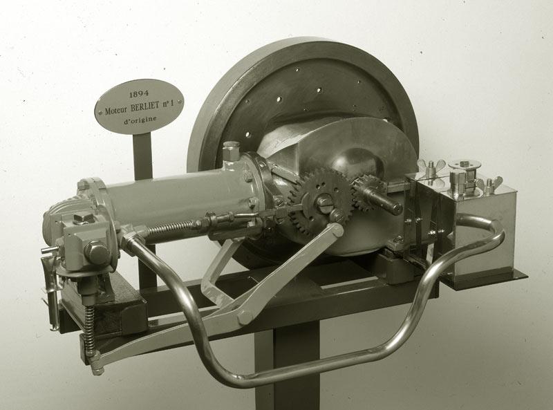 moteur Berliet 1894