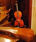 violon de Marius Berliet