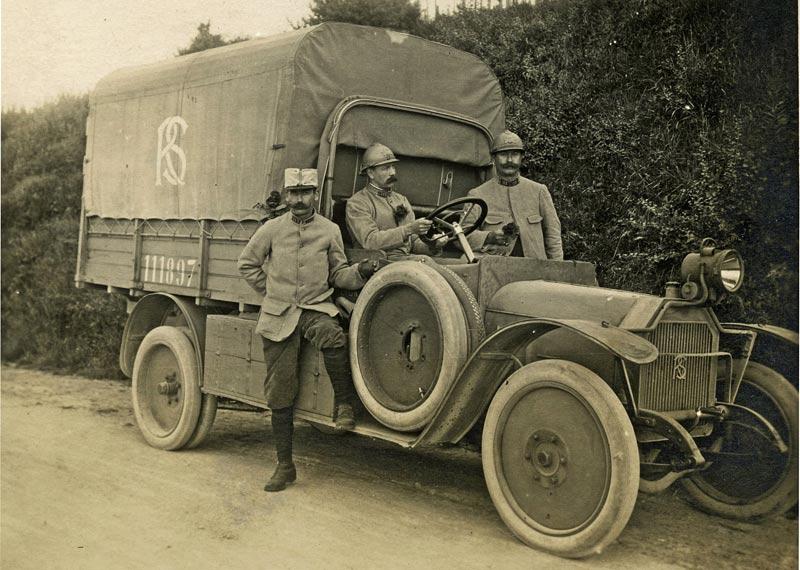 01 Rochet Schneider guerre 1916