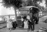 11 Rochet Schneider fourgon 1932