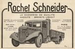 17 Rochet Schneider gazogene 1941