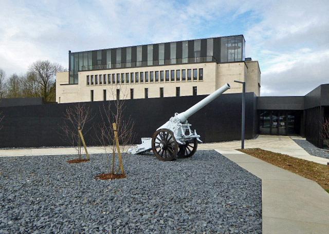 Memorial Verdun vue 2