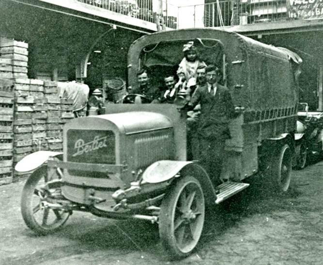 Berliet CBA 1921