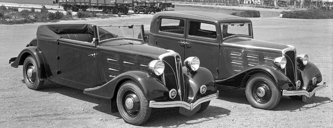 Berliet Voitures types 944 – 1934