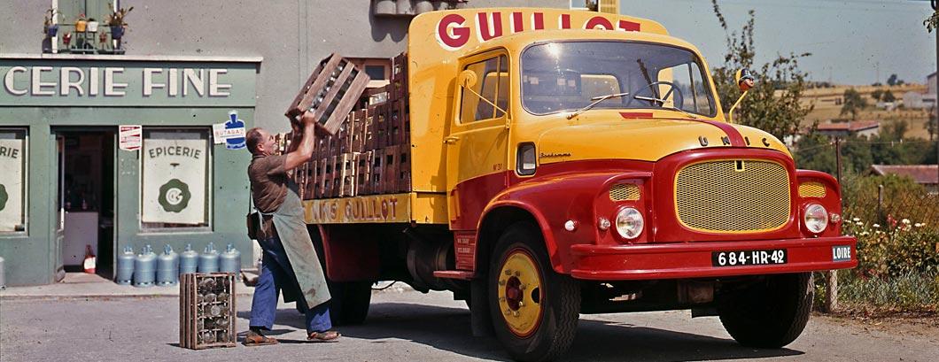 Camion Unic Bonhomme Brasseur – 1963