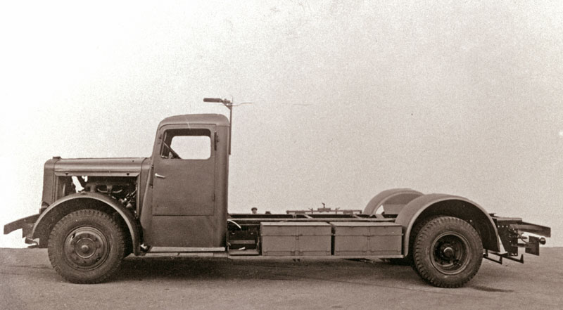 GDR 1936 chassis nu