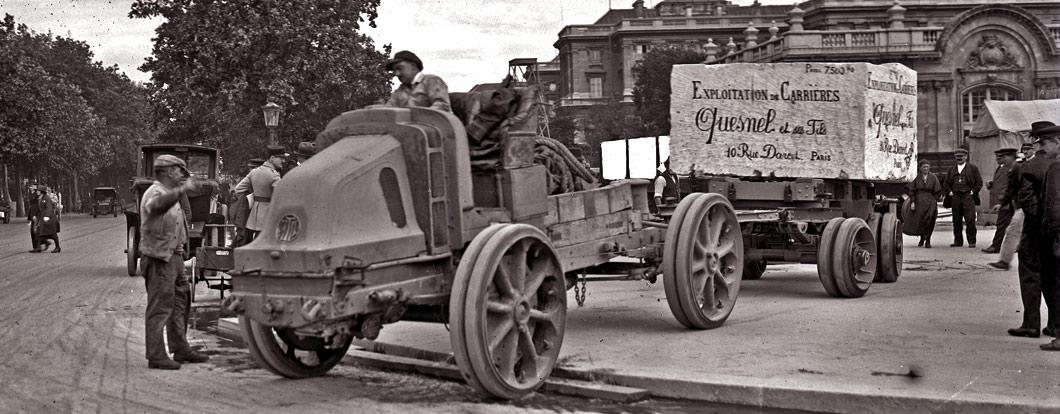 Latil TAR 4×4 – 1920