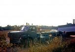 Berliet TLM15 pose pipeline 1961