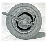 Berliet CBA frein sur roue